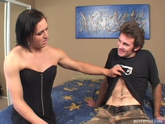 brandy price tranny with twink