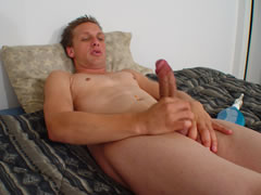 Thick Dick Twink Cum