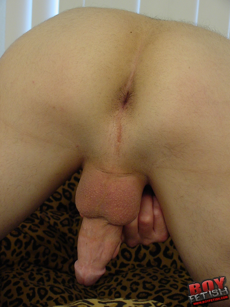 virgin shaved twink ass